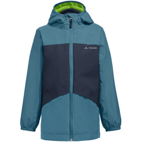 VAUDE Escape 3-in-1 Jas Kinderen, blue grey